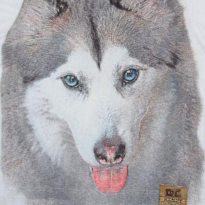 Imagem 2 do produto Camiseta longa em malha Husky - CDC Tshirt