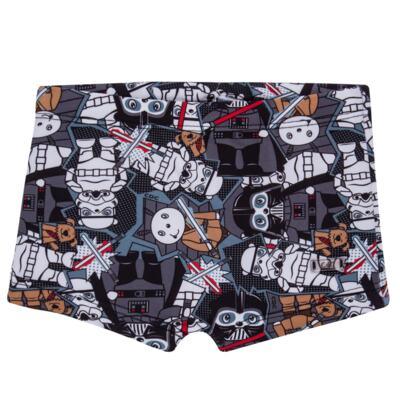 Imagem 6 do produto Conjunto de Banho Biel Vader: Roupão + Sunga - Cara de Criança - KIT 1 2917: SB2917+RO2917 SUNGA VIEL DAS ESTRELAS + ROUPAO-2