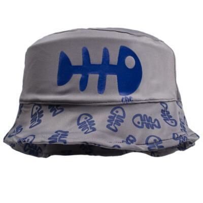 Imagem 4 do produto Conjunto de Banho para bebe Tuba: Chapéu + Sunga - Cara de Criança - KIT 1 2571 SBB2571+CH2571-G