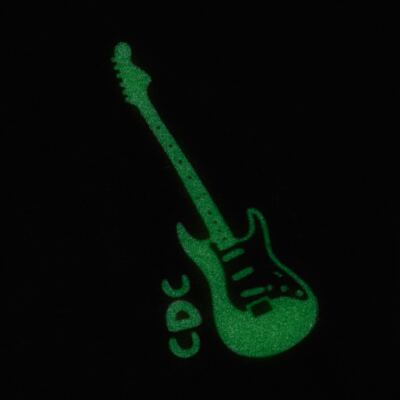 Imagem 3 do produto Kit com 2 Cuecas Boxer para bebe em malha Guitar - Cara de Criança - KK2415 Kit Guitarra KK2 Kit Cueca 2 pçs M/Malha -PP