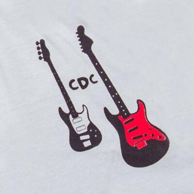 Imagem 5 do produto Kit com 2 Cuecas Boxer para bebe em malha Guitar - Cara de Criança - KK2415 Kit Guitarra KK2 Kit Cueca 2 pçs M/Malha -PP