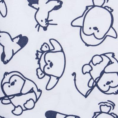 Imagem 5 do produto Pijama curto em malha Pinguinzinho - Cara de Sono