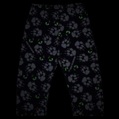 Imagem 7 do produto Pijama longo que Brilha no Escuro Panther - Cara de Criança - L2289 PANTERA L PJ LONGO M/MALHA -1