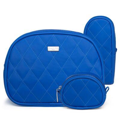 Imagem 3 do produto Kit Acessórios para bebe + Bolsa Viagem + Trocador Colors Klein - Classic for Baby Bags