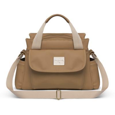 Imagem 3 do produto Bolsa maternidade para bebe St Remi + Frasqueira Térmica Provence Nácar Caramel - Classic for Baby Bags