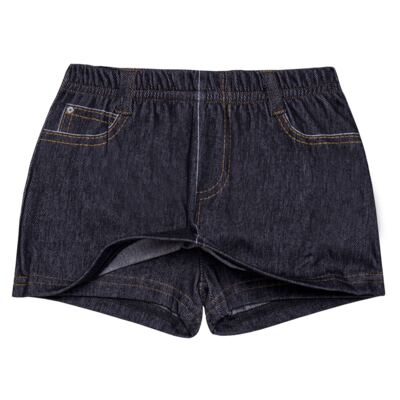 Imagem 2 do produto Shorts Saia para bebe em fleece Jeanswear - Bibe - 10P11-208 SH FEM LOEIL PEQ-G