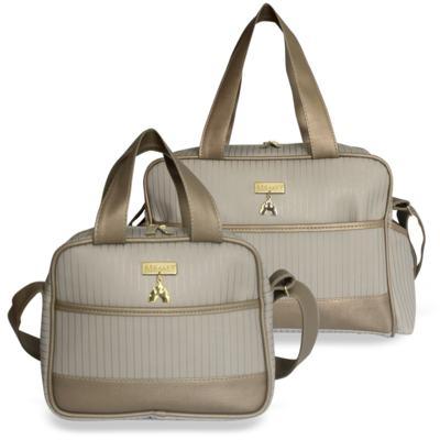 Imagem 1 do produto Bolsa para bebe Lois + Jess Ouro Velho Kingdom - Masterbag