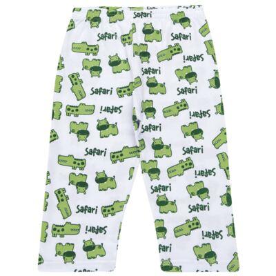 Imagem 4 do produto Pijama longo em malha Safari - Cara de Sono - L2456 SAFARI L PJ-LONGO M/MALHA-1