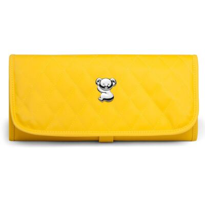 Imagem 3 do produto Kit Bolsa maternidade para bebe Havana + Trocador Portátil Colors Yellow - Classic for Baby Bags