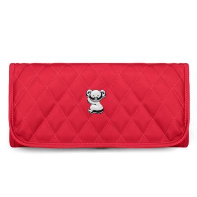 Imagem 3 do produto Mala Maternidade  + Kit Acessórios + Trocador Portátil + Frasqueira Térmica Firenze + Mini Bolsa para bebe Colors Cherry - Classic for Baby Bags