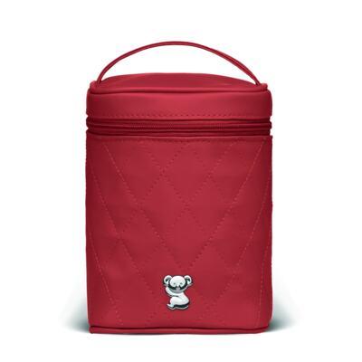Imagem 6 do produto Mala Maternidade  + Kit Acessórios + Trocador Portátil + Frasqueira Térmica Firenze + Mini Bolsa para bebe Colors Cherry - Classic for Baby Bags