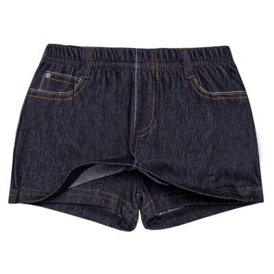 Imagem 2 do produto Shorts Saia para bebe em fleece Jeanswear - Bibe - 10P11-208 SH FEM LOEIL PEQ-P