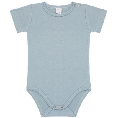 Imagem 6 do produto Pack: 03 Bodies curtos para bebe em suedine Argyle Bear - Baby Classic - 3671326 PACK 3 BODIES M/C SUEDINE CLASSIC BEAR-G
