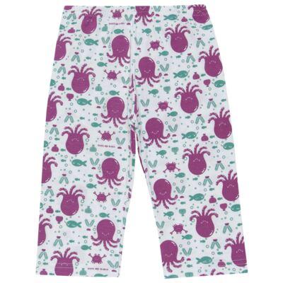 Imagem 4 do produto Pijama longo em malha Polvinha - Cara de Sono - L1994 POLVA L PJ-LONGO M/MALHA -4