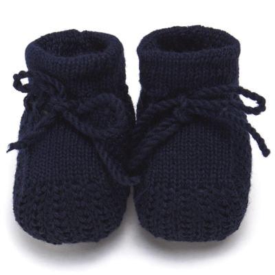 Imagem 1 do produto Botinha em tricot Marinho - Roana