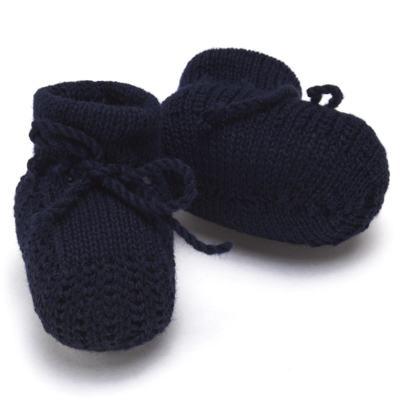 Imagem 2 do produto Botinha em tricot Marinho - Roana