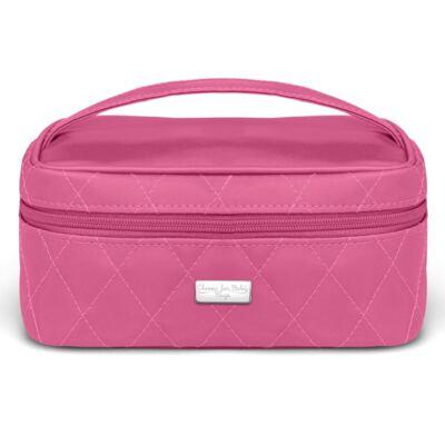 Imagem 5 do produto Kit Mala maternidade para bebe + Bolsa Viagem + Frasqueira Térmica + Necessaire Colors Pink - Classic for Baby Bags