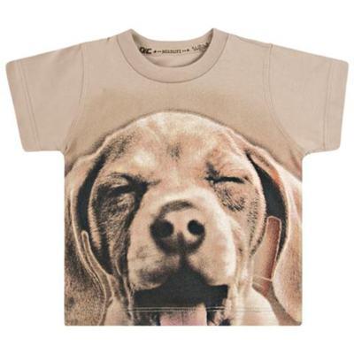 Imagem 1 do produto Camiseta Big Face Animals Dog Pal - Cara de Criança - CMC0787 CAMISETA BIG FACE ANIMALS DOG PAL-6