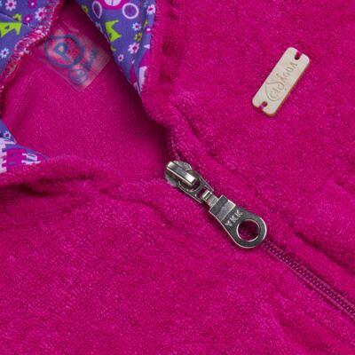 Imagem 3 do produto Conjunto de Banho para bebe Castellana: Roupão + Biquíni - Cara de Criança - KIT 2 2581: BB2581+ROB2581 BIQUINI E ROUPÃO BB CASTELO-G