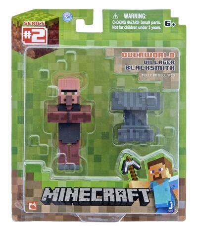 Imagem 2 do produto Minecraft Boneco Blacksmith - BR399
