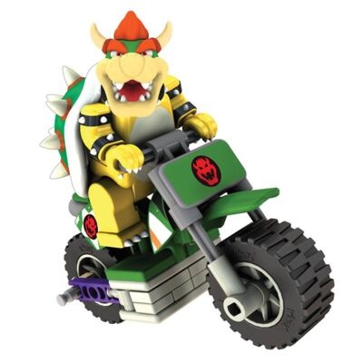 Imagem 7 do produto Knex Mario Kart - Bike - BR041