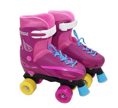 Imagem 1 do produto Patins Sou Luna Roller Skate 4 Rodas Basico Multikids - BR714
