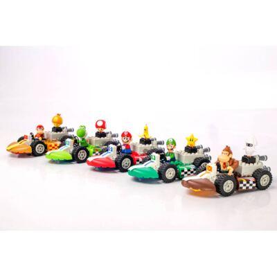 Imagem 1 do produto Knex Mario Kart - Yoshi Multikids - BR040