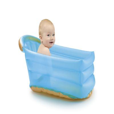Imagem 2 do produto Banheira Inflável Bath Buddy Verde Multikids Baby - BB173