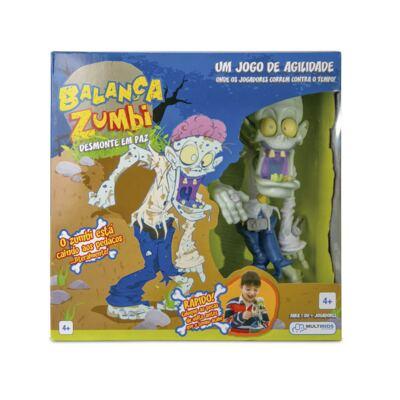 Imagem 1 do produto Jogo Balança Zumbi - BR028