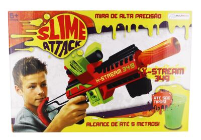 Imagem 1 do produto Slime Attack X-Stream 349 - BR558