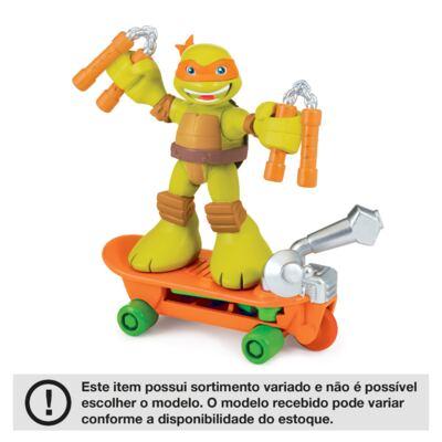Imagem 3 do produto Tartarugas Ninja Half Shell Hero Multikids- BR288