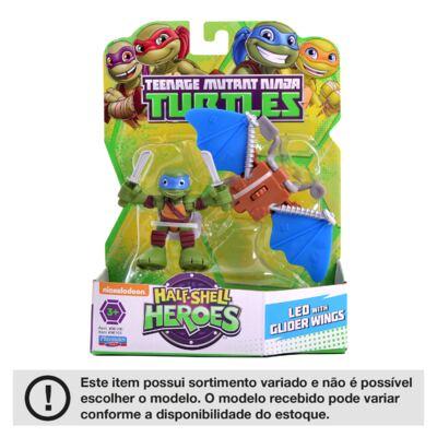 Imagem 6 do produto Tartarugas Ninja Half Shell Hero Multikids- BR288