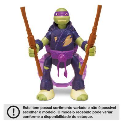 Imagem 1 do produto Tartarugas Ninja Throw N Battle  - BR285