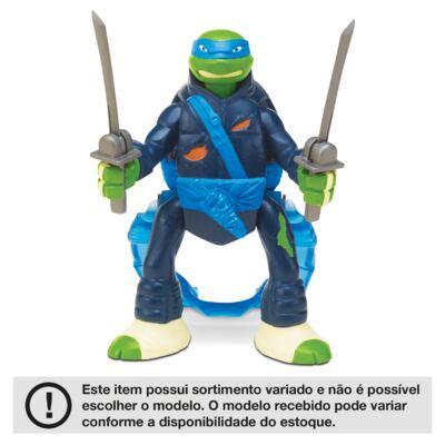 Imagem 2 do produto Tartarugas Ninja Throw N Battle  - BR285