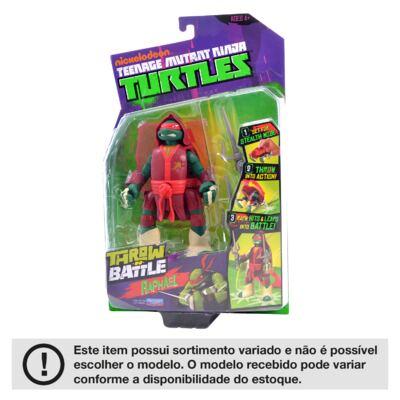 Imagem 6 do produto Tartarugas Ninja Throw N Battle  - BR285