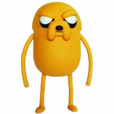 Imagem 2 do produto Boneco Adventure Time Jack e Finn deluxe Multikids - BR004