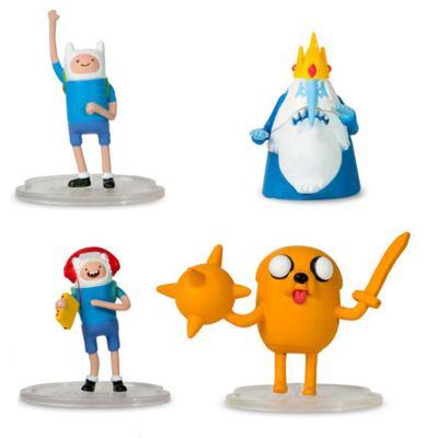 Imagem 5 do produto Boneco Adventure Time Jack e Finn deluxe Multikids - BR004