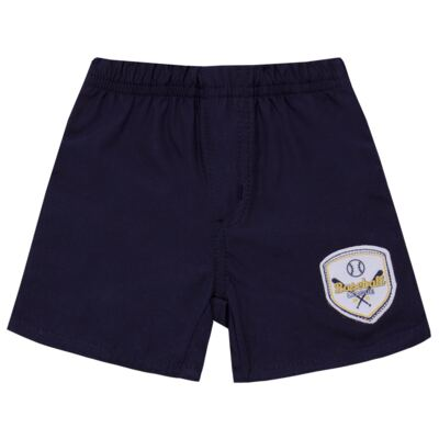 Imagem 4 do produto Camiseta com Shorts em tactel Baseball - Vicky Lipe - 9451367 CAMISETA MC C/ SHORTS TACTEL SPORT 2-3