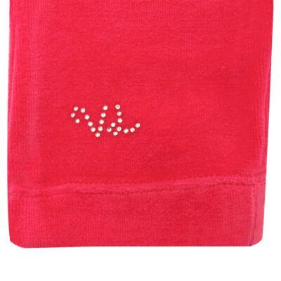 Imagem 4 do produto Casaco com capuz e Calça para bebe em plush Petit Lapin - Vicky Lipe - 938944 CONJ. BLUSAO C/ CAPUZ E CALCA PLUSH COELHA-P
