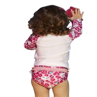 Imagem 2 do produto Camiseta para bebe em lycra Gatinha - Puket
