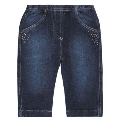 Imagem 1 do produto Calça jeans para bebe Little Heart - Tilly Baby - TB166003 CALCA JEANS FEM -P