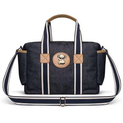 Imagem 3 do produto Bolsa Maternidade para bebe Albany +  Frasqueira Térmica Gold Coast Adventure Jeans - Classic for Baby Bags