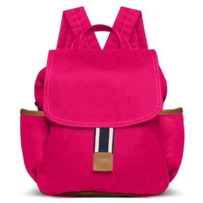 Imagem 3 do produto Bolsa Térmica para bebe + Mochila Adventure em sarja Pink - Classic for Baby Bags