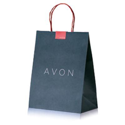 Imagem 1 do produto Sacola para Presentes Avon - Preta
