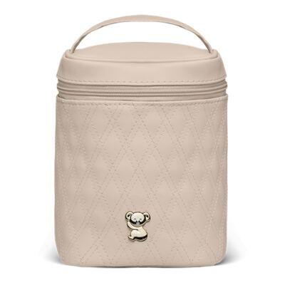 Imagem 4 do produto Mochila Maternidade + Bolsa térmica Nice + Bolsa térmica Firenze Golden Koala Caqui - Classic for Baby Bags