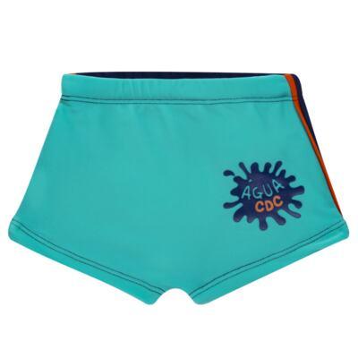 Imagem 3 do produto Conjunto de Banho Morsa: Camiseta + Sunga - Cara de Criança - KIT 2 2532: SB2532+CCA2532 SUNGA E CAMISETA MORSA-4
