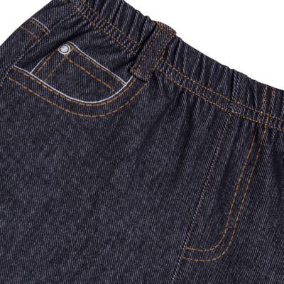 Imagem 2 do produto Calça em fleece Jeanswear - Bibe - 10B24-208 CL MASC CRISTAL -3