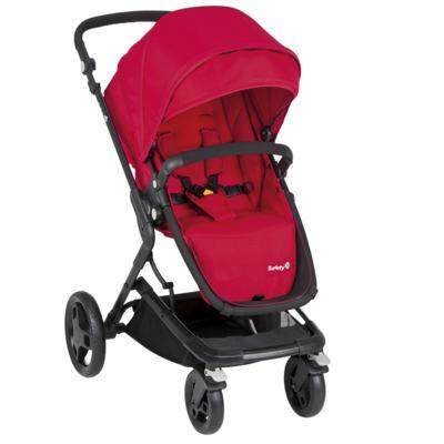 Imagem 4 do produto Travel System Kokoon: Carrinho Kokoon + Bebê Conforto One Safe XM Full Red + Base  - Safety 1st