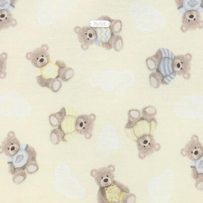 Imagem 4 do produto Macacão regata para bebe em viscomfort Ursinho - Petit