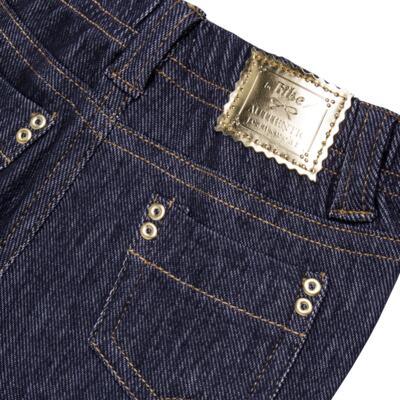 Imagem 3 do produto Calça para bebe Skinny Jeanswear - Bibe - 10B15-208 CL SKINNY FEM PEQ -G